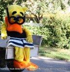 Duck Derby Mascot