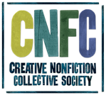 CNFC CREATIVE NONFICTION COLLECTIVE SOCIETY logo