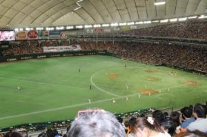 Nagoya Dragons vs Tokyo Giants